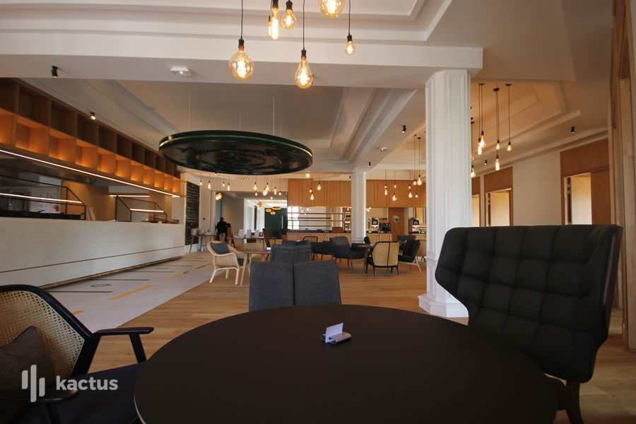 Mercure Chantilly Resort & Conventions  Le restaurant