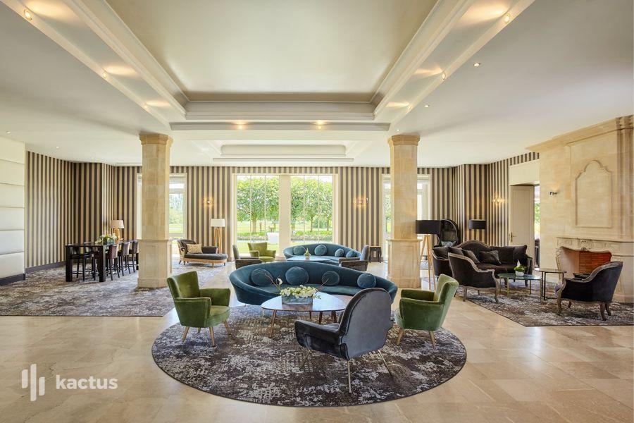 Mercure Chantilly Resort & Conventions  La réception