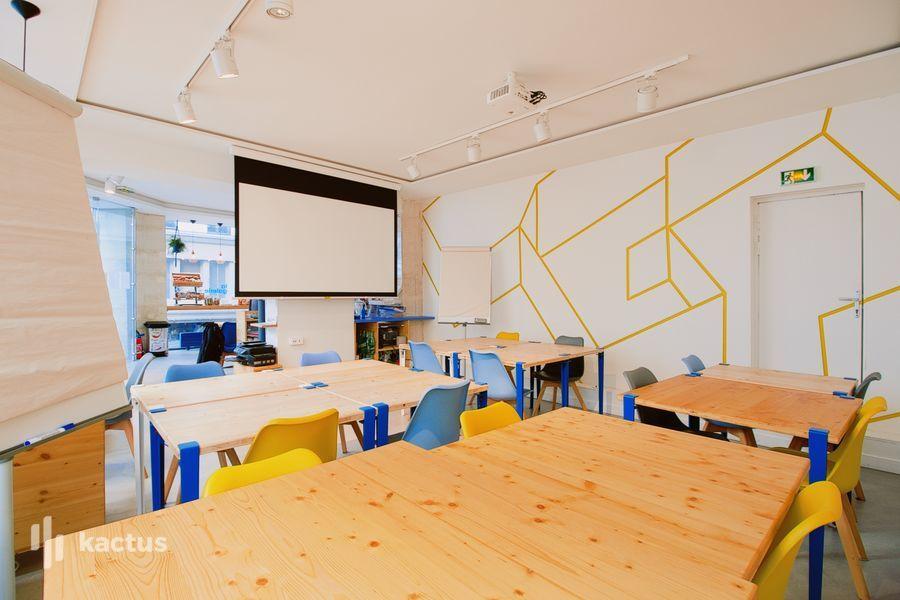 La Galerie Café Coworking Ilots