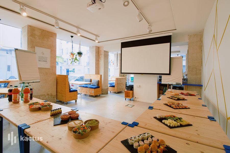 La Galerie Café Coworking Buffet
