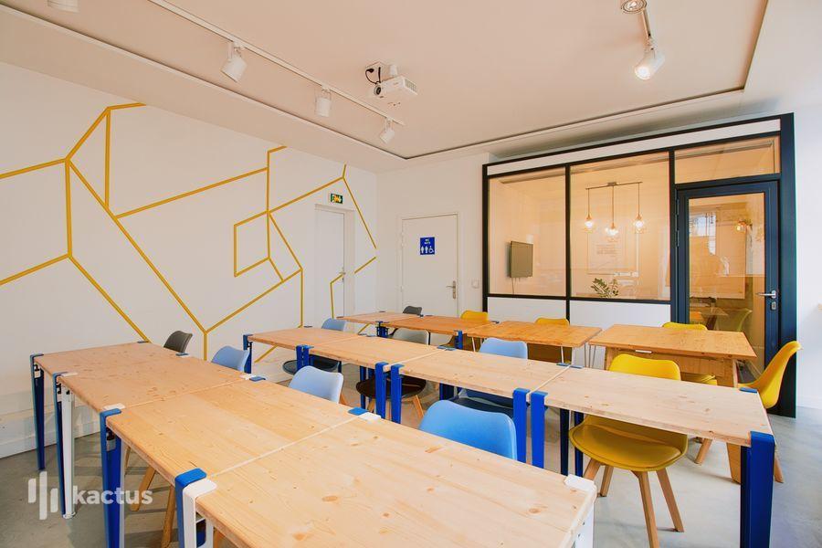 La Galerie Café Coworking Salle de classe