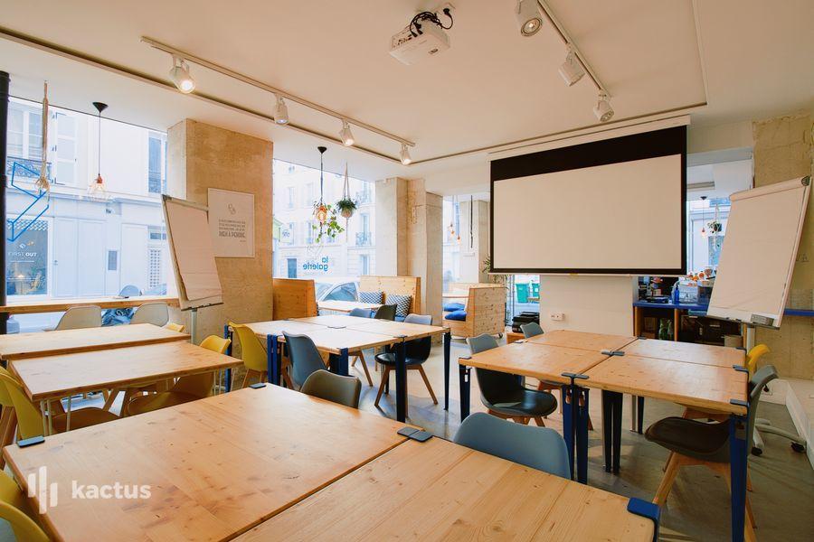La Galerie Café Coworking Ilôts