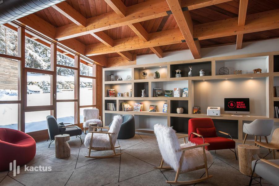 Mercure Les Arcs 1800 **** Espace lounge