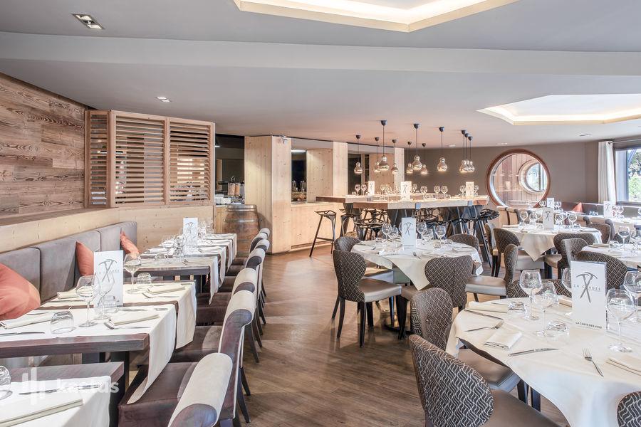 Mercure Chamonix Centre **** Restaurant