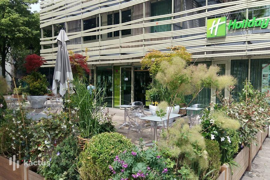 Holiday Inn Express Paris-Canal De La Villette, IHG 22