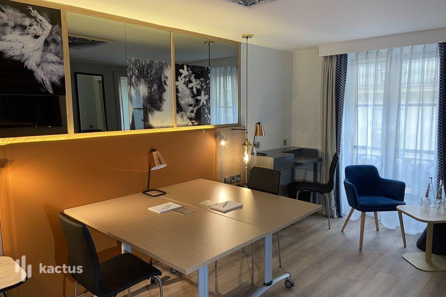 L'Atelier @ Renaissance Paris Vendôme  ***** Salon 109