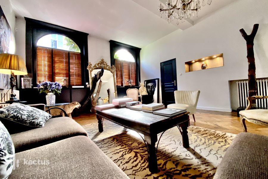 Le Loft Atypique Le cosy salon