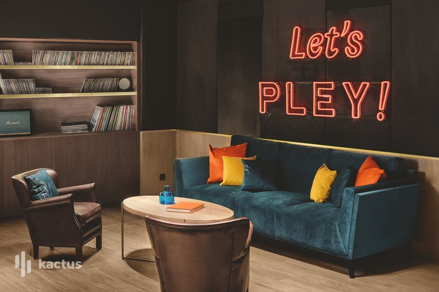 PLEY Hôtel **** Studio
