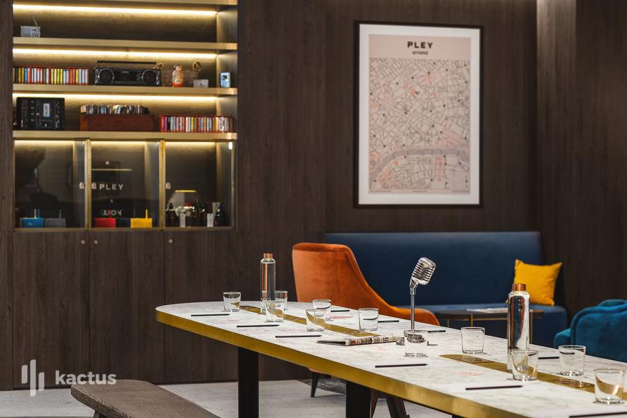 PLEY Hôtel **** La Table Commune