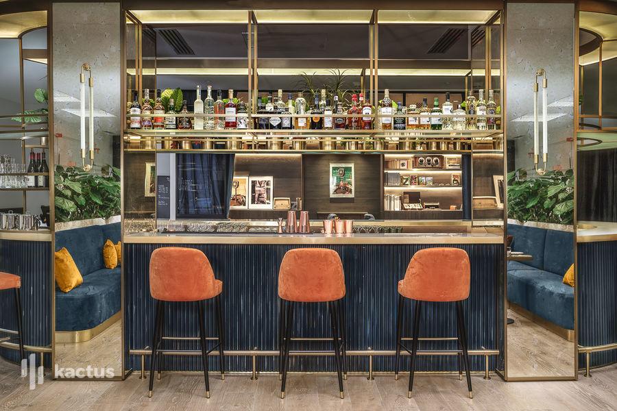 PLEY Hôtel **** Le Bar PLEYGROUND
