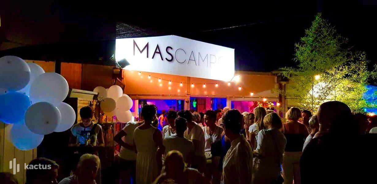 Mas Campo soirée