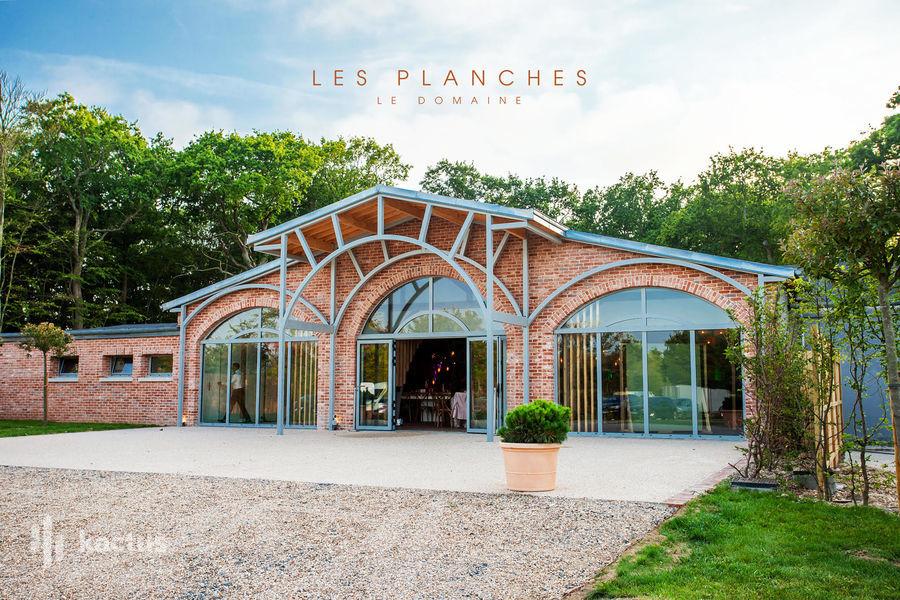 Les Planches Le Domaine L'Orangerie