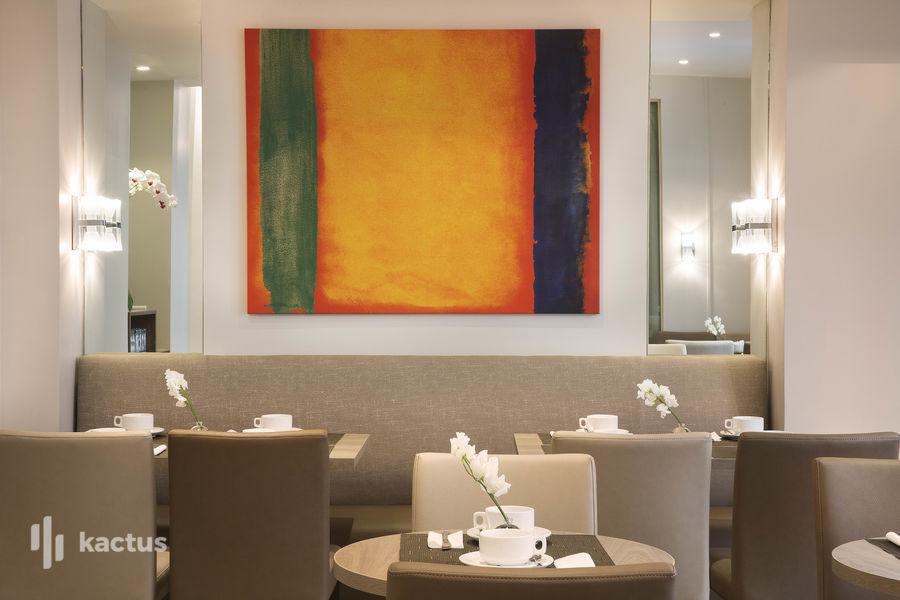 Hôtel Floride Etoile *** Salle des petits-déjeuners