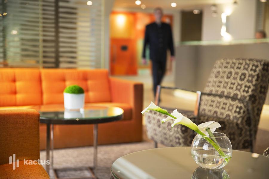 Hôtel Floride Etoile *** Salon d'accueil