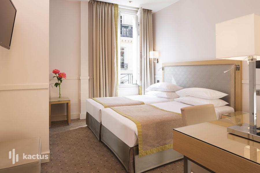 Hôtel Floride Etoile *** Chambre Twin Club