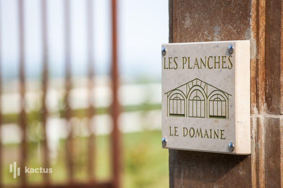 Les Planches Le Domaine Les Planches Le Domaine