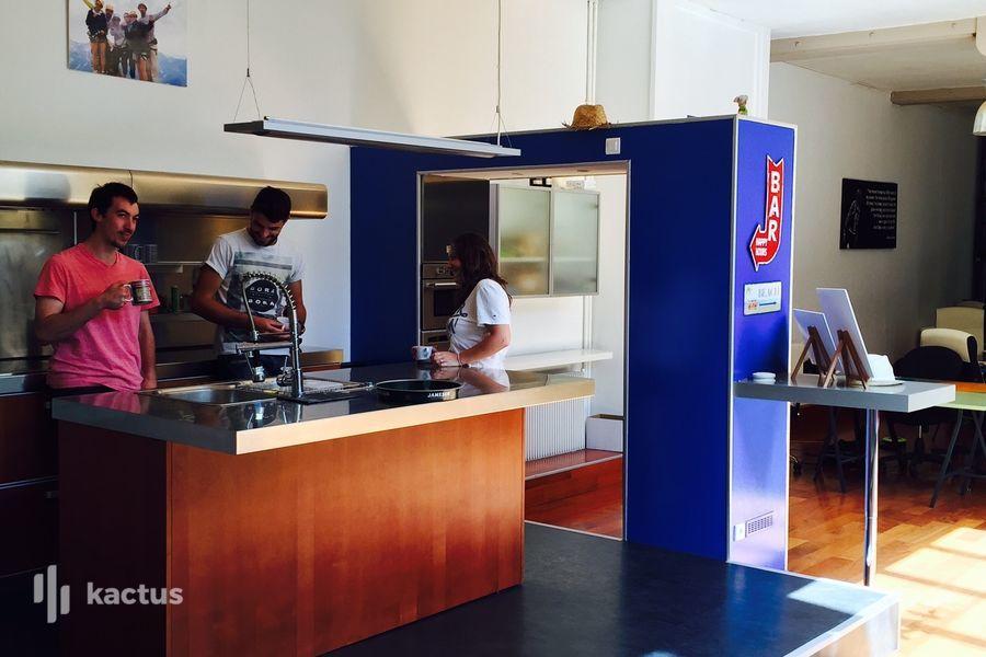 Rue Paradis - Share Workspace Cuisine
