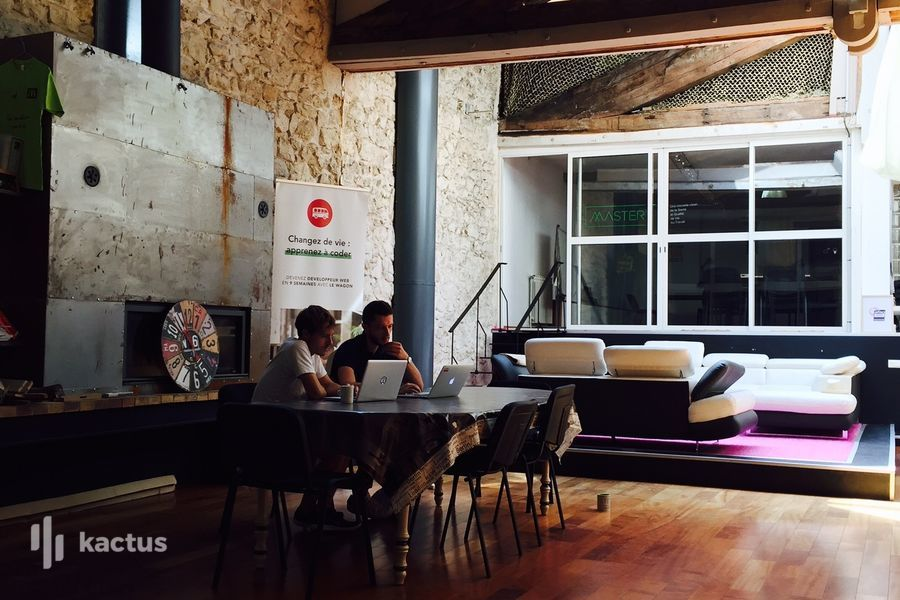 Rue Paradis - Share Workspace Open Space