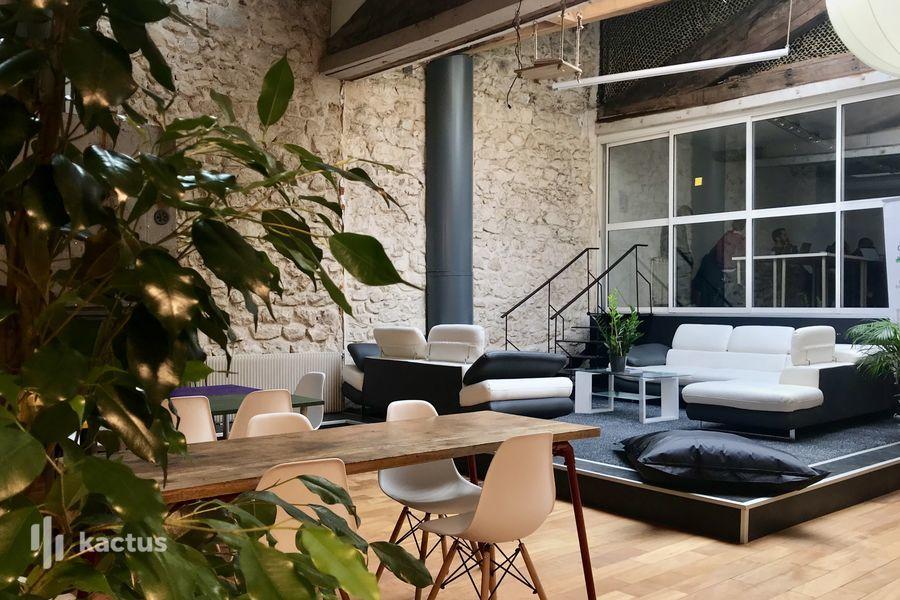 Rue Paradis - Share Workspace Espace de détente
