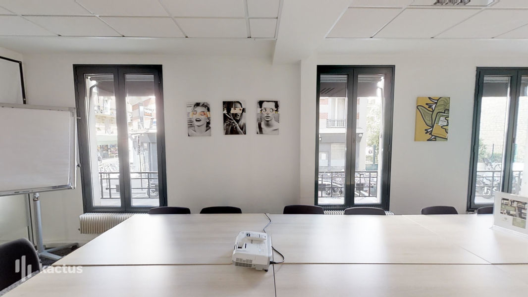 Space 2 be Salle Michel Ange