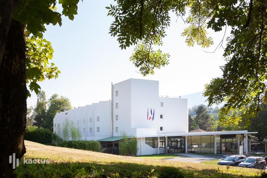 Hôtel Mercure Aix Les Bains Domaine de Marlioz **** Extérieur @hugohebrard
