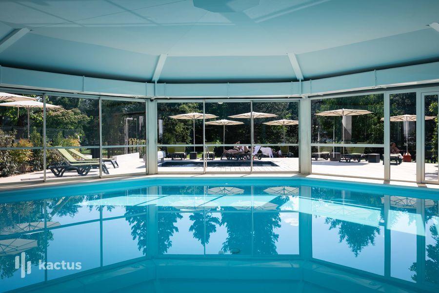 Hôtel Mercure Aix Les Bains Domaine de Marlioz **** SPA NUXE @francoisaubonnet