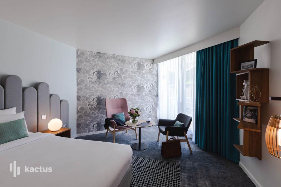 Hôtel Mercure Aix Les Bains Domaine de Marlioz **** CHAMBRE @francoisaubonnet