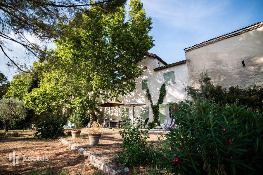 Château de Granoupiac Le gîte