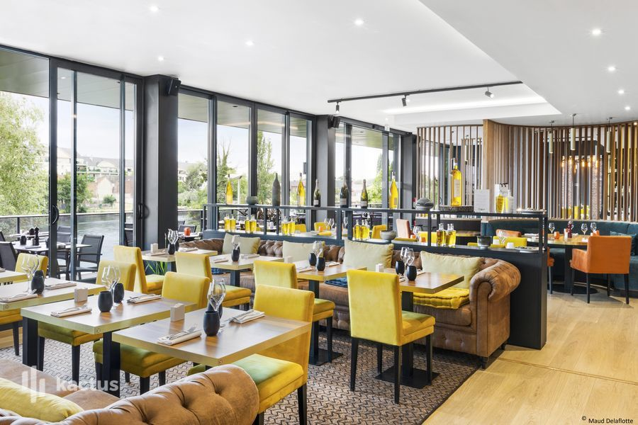 Aiden by Best Western T'aim Hôtel Restaurant L'Atelier d'Yves