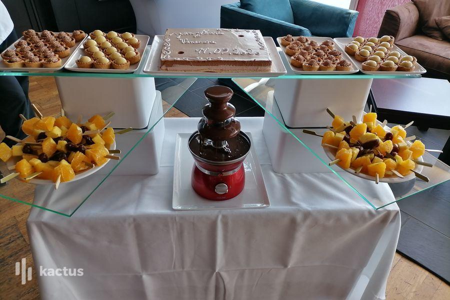 Casino - Agon Coutainville L'Appart - buffet dessert
