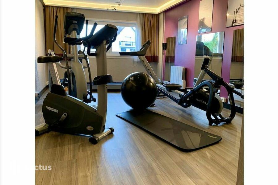 Hotel Mercure Strasbourg Aéroport **** Espace fitness