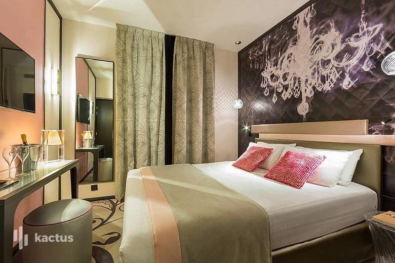 Hôtel Yllen Eiffel Chambre double Cristal