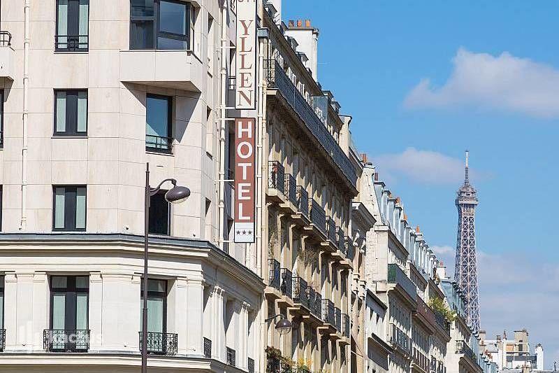 Hôtel Yllen Eiffel 6