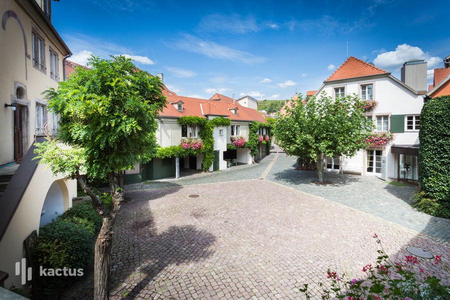 Hôtel À La Cour d'Alsace **** Cour dîmière