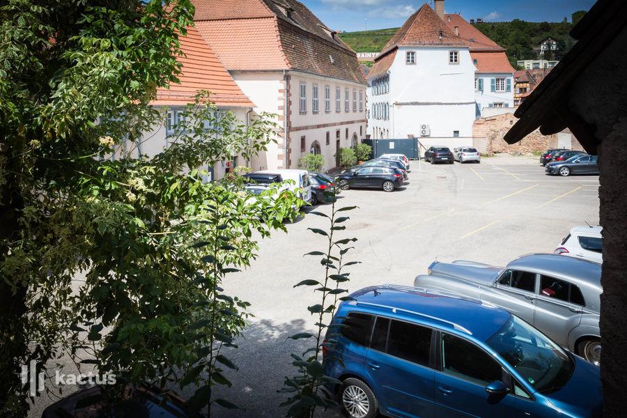 Hôtel À La Cour d'Alsace **** Grand parking