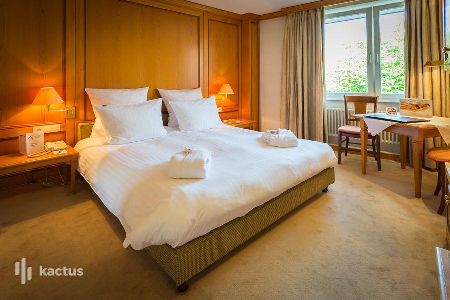Hôtel À La Cour d'Alsace **** Chambre de catégorie standard vue cour dîmière