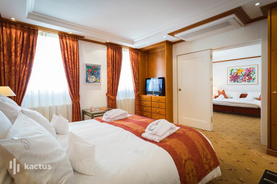 Hôtel À La Cour d'Alsace **** Junior Suite