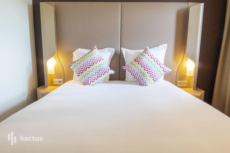 Hôtel Belaroïa Golden Tulip et Campanile Montpellier Centre Chambre double Campanile ***