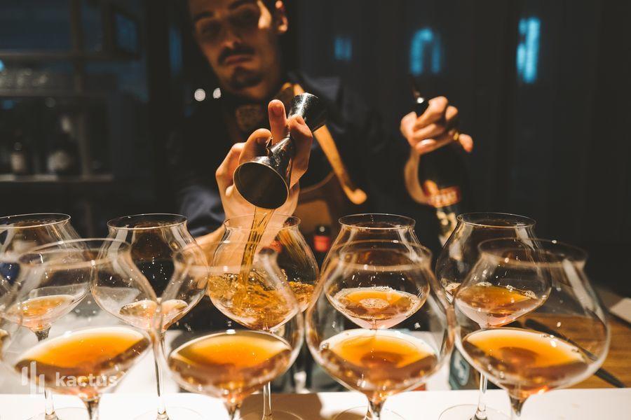 Hôtel Belaroïa Golden Tulip et Campanile Montpellier Centre Création cocktail signature pour une soirée d'entreprise Nectar Cocktail Club