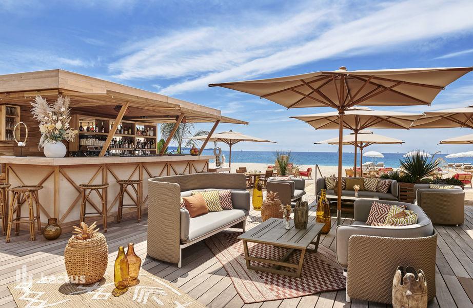 Hôtel Barrière Le Gray d'Albion Cannes  50