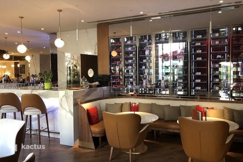 Hôtel Barrière Le Gray d'Albion Cannes  Bar Le Jane's