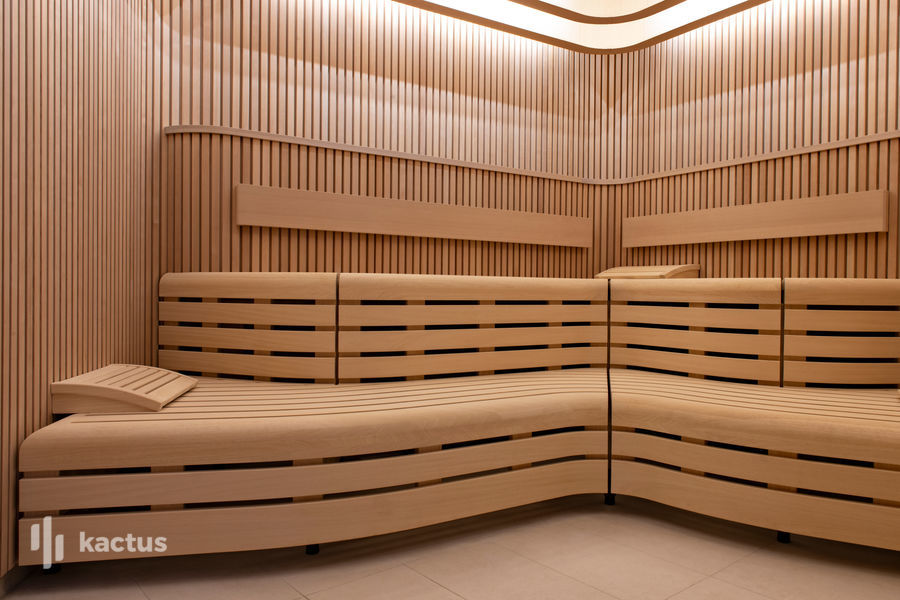 Hotel Les Haras de Strasbourg**** Sauna