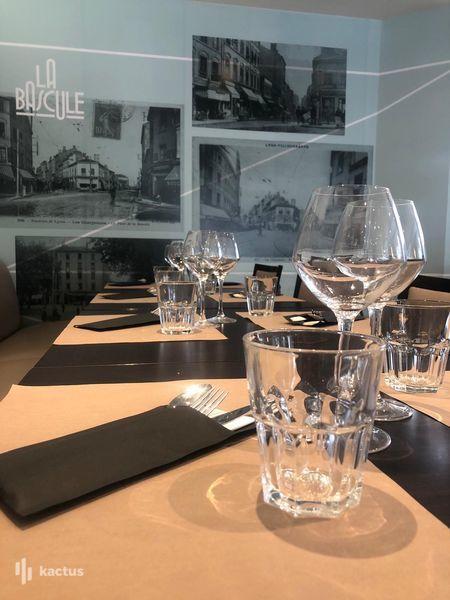 """Mercure Lyon Centre Charpennes **** Restaurant """"La Bascule"""""""