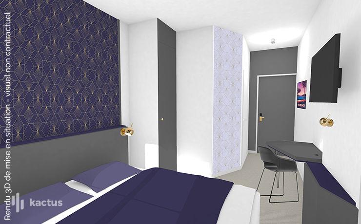 Hôtel du Parc by Azureva Chambre double / individuelle