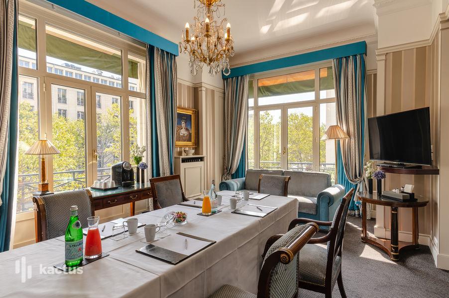 Hôtel Napoléon Paris ***** Salons Empire
