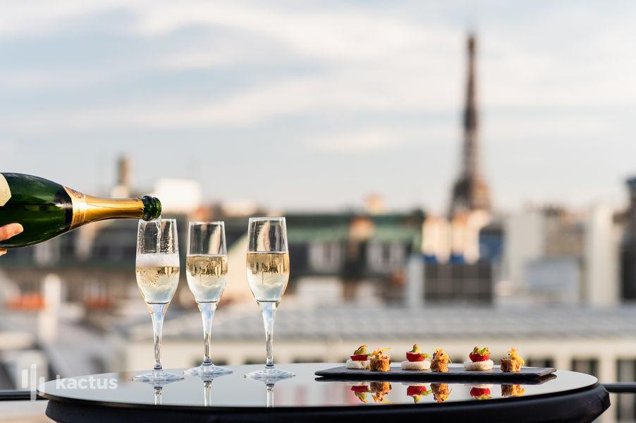 Hôtel Napoléon Paris ***** Suite Impérial