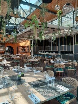 Aquabella Hôtel & Spa **** Restaurant L'Orangerie