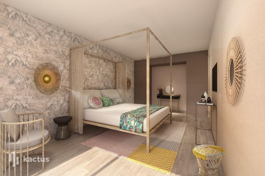 Aquabella Hôtel & Spa **** Suite 404