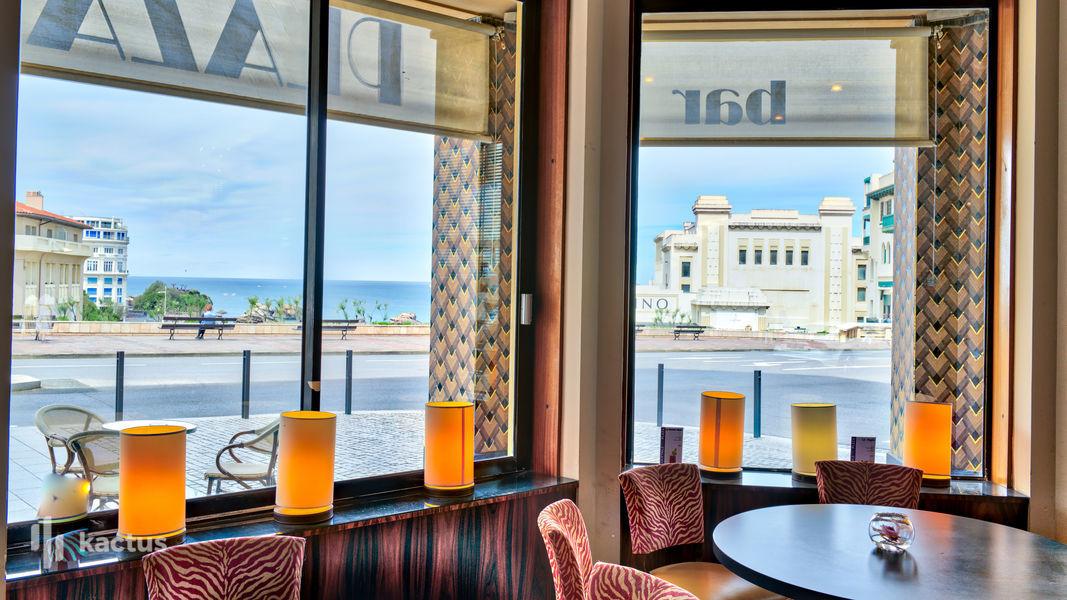 Mercure Biarritz Centre Plaza**** L'espace Petit déjeuner et Bar