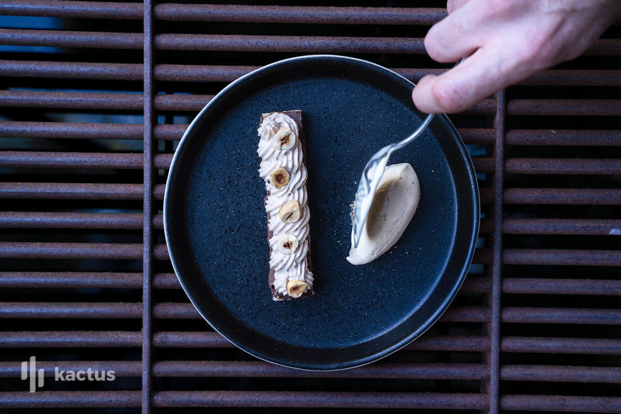 Auberge de la Source **** Dessert Alexis Valton